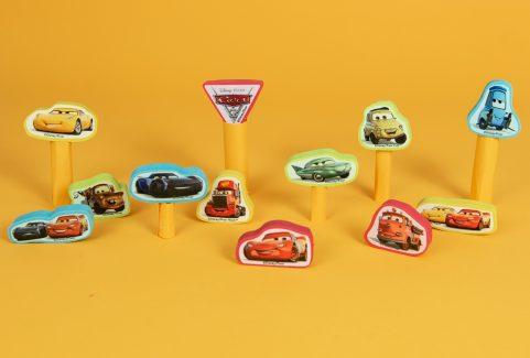 GOMMINE CARS 3